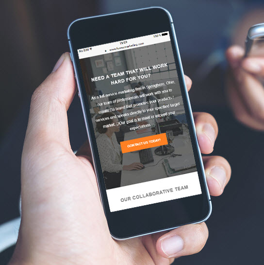 Phone Friendly Web Design