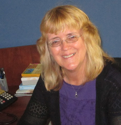 RHONDA RYERSON <span>Creative / Technical Writer</span>
